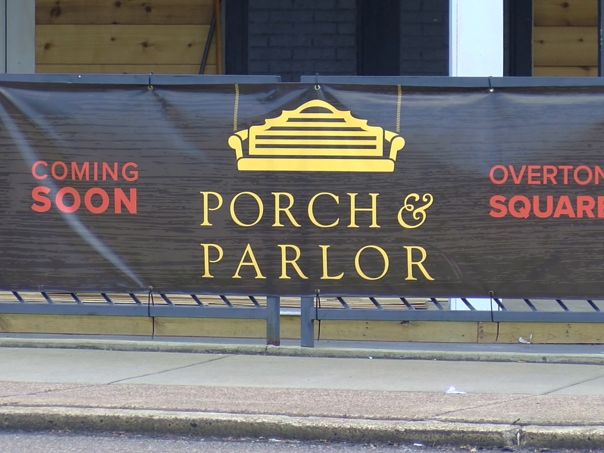 'Porch and Parlor' to open in Overton Square