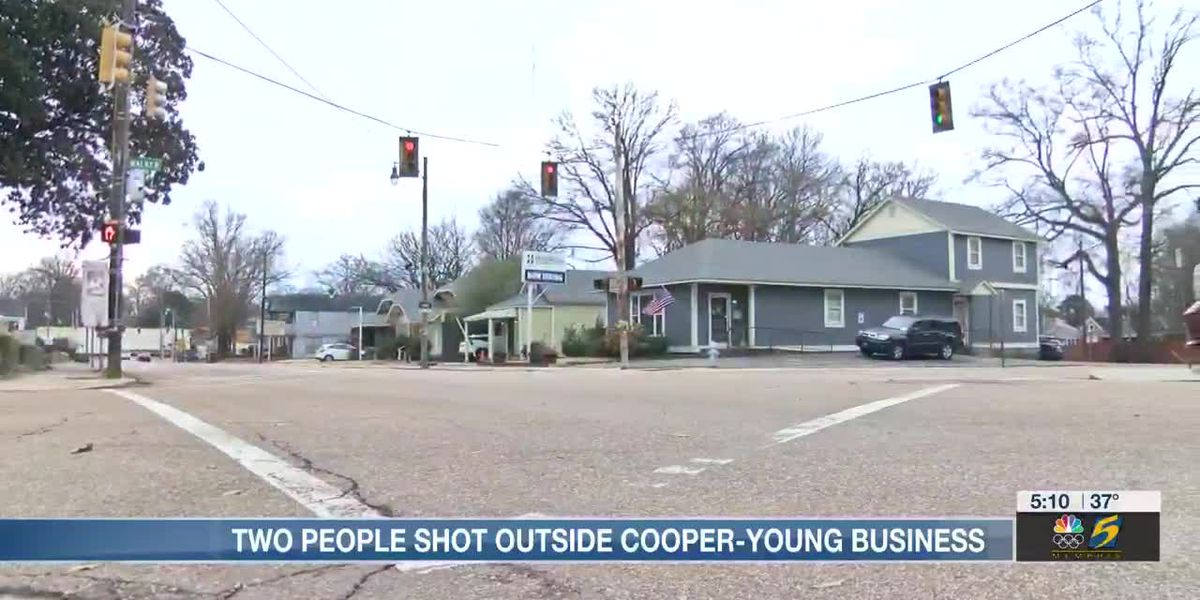 Cooper-Young neighbors hopeful cameras caught suspect in double shooting