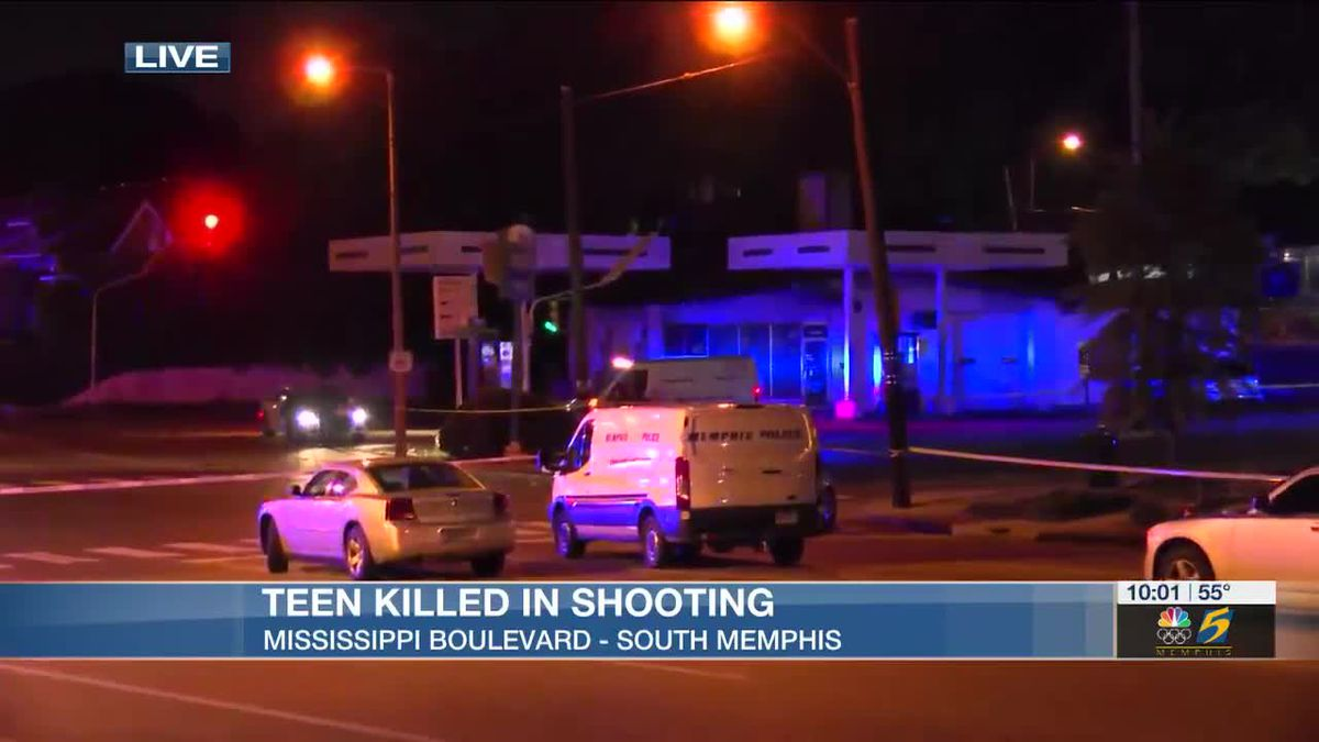 Teen killed in South Memphis while riding ATV, police say