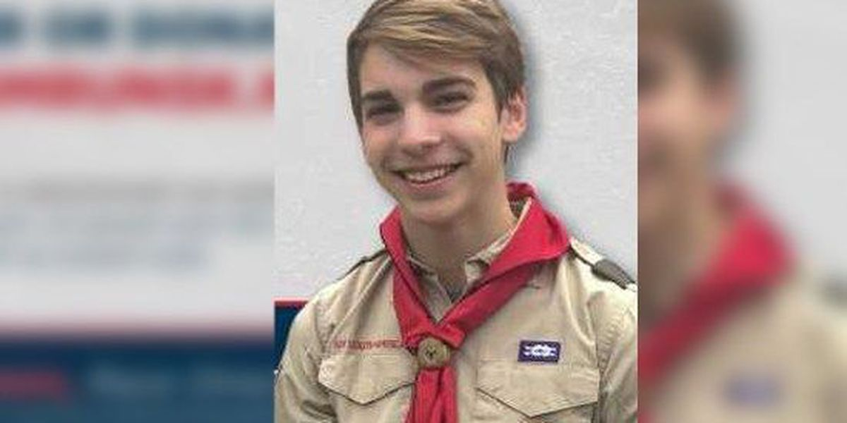 Boy Scout raises money to send veterans to Pearl Harbor