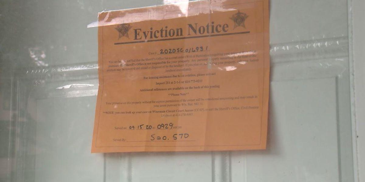 Milwaukee family of 4 evicted despite national COVID-19 eviction moratorium