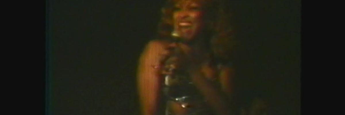 From the WMC archives: Tina Turner performs in Memphis