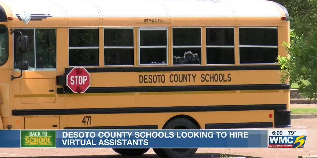 DeSoto County Schools hires more people to assist with virtual learning