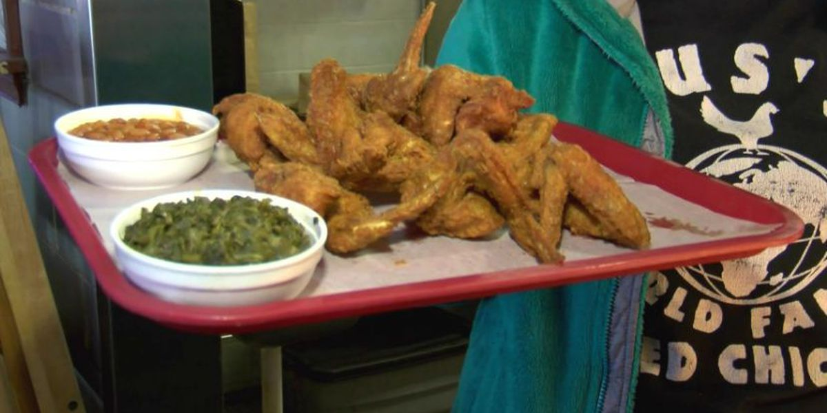 Gus's Fried Chicken recognized by Forbes writer