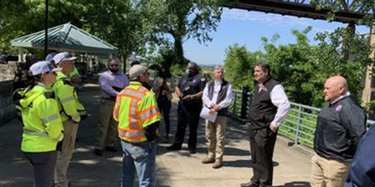 TDOT leaders unsure of length of I-40 bridge closure