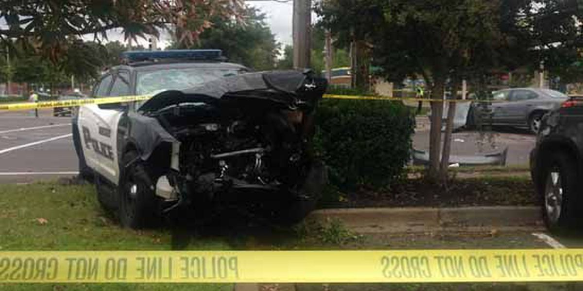 2 people died in crash involving Bartlett police officer