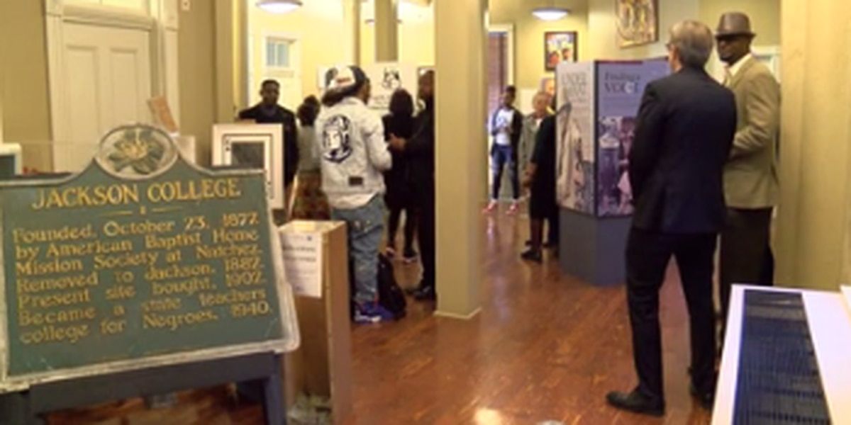 50 years later: JSU opens exhibit to honor 2 killed, 12 injured
