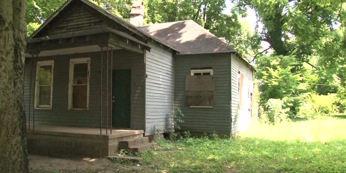 Taxes paid off on Aretha Franklin's childhood home