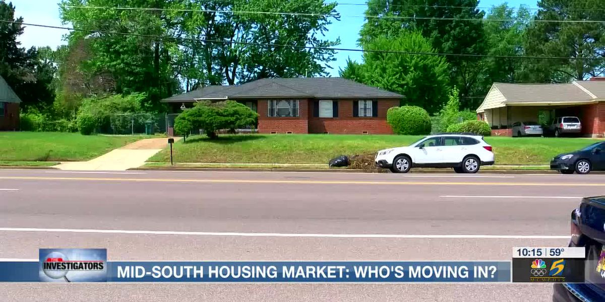 Mid-South Housing Market: Who's moving in?