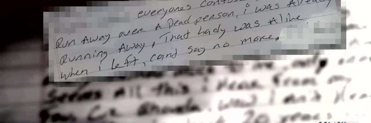 Family shares letters from prison inmate Curtis Watson