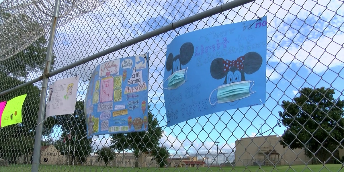 Back-to-school event held for children with incarcerated parents