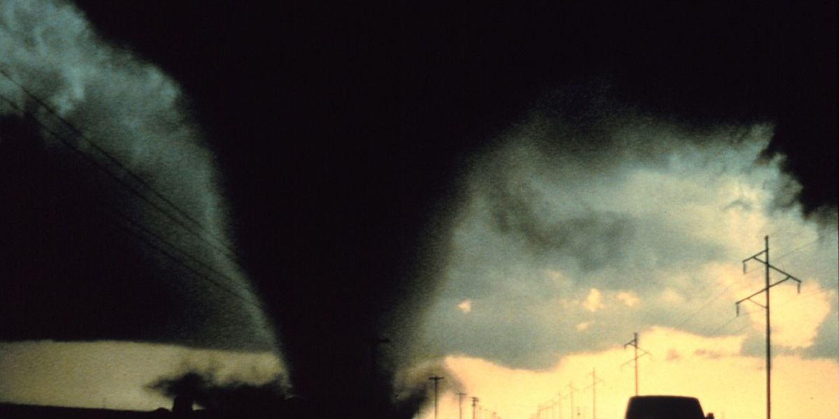 Breakdown: How tornadoes form in the atmosphere