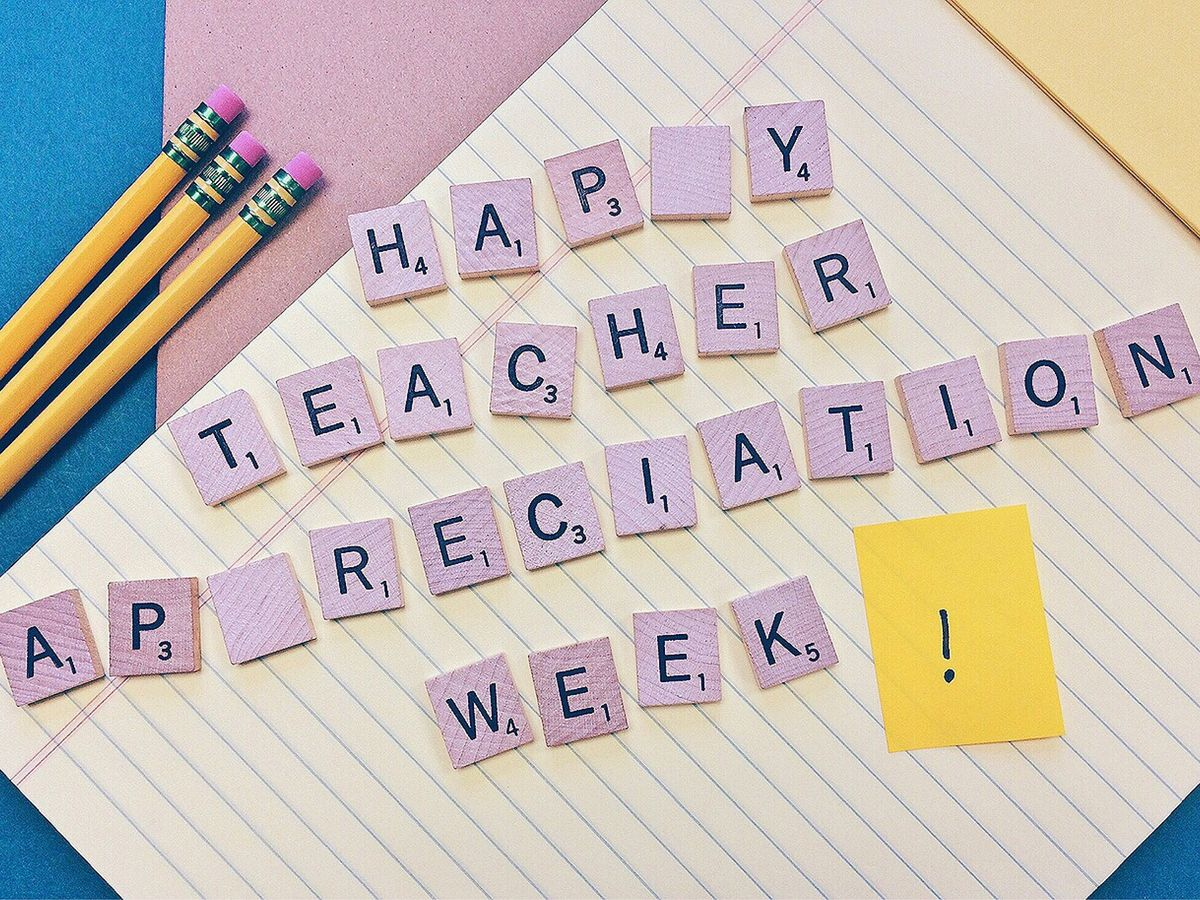 Help us honor teachers for Teacher Appreciation Week!