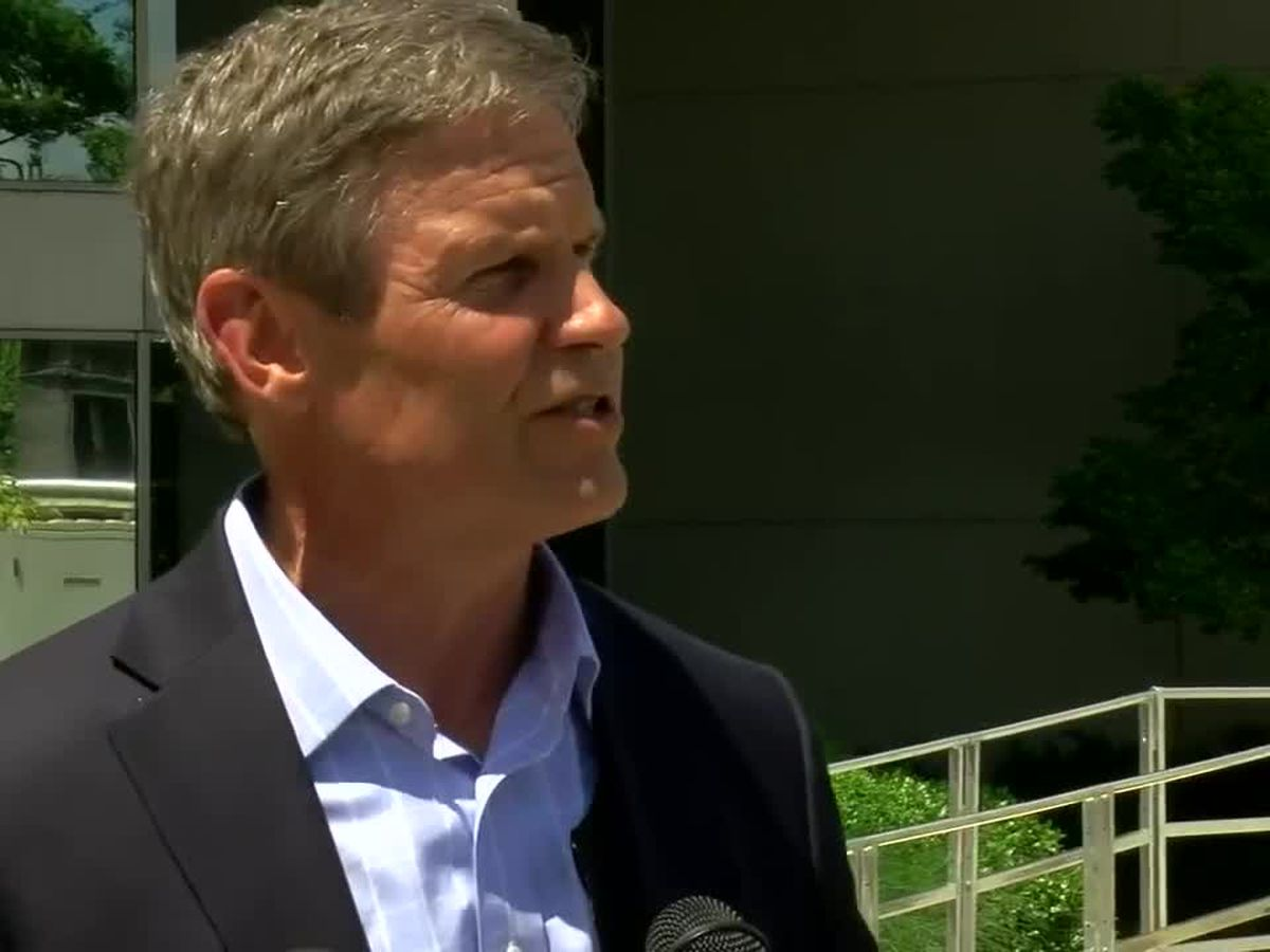 Gov. Bill Lee calls special legislative session over COVID-19 liability protections