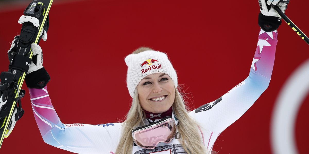 Lindsey Vonn announces her retirement from skiing