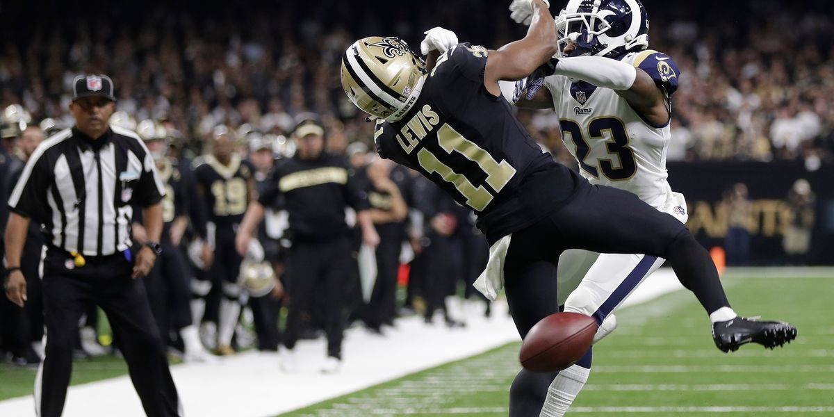 Eye doctors offer free exams to NFL refs after NFC Championship game