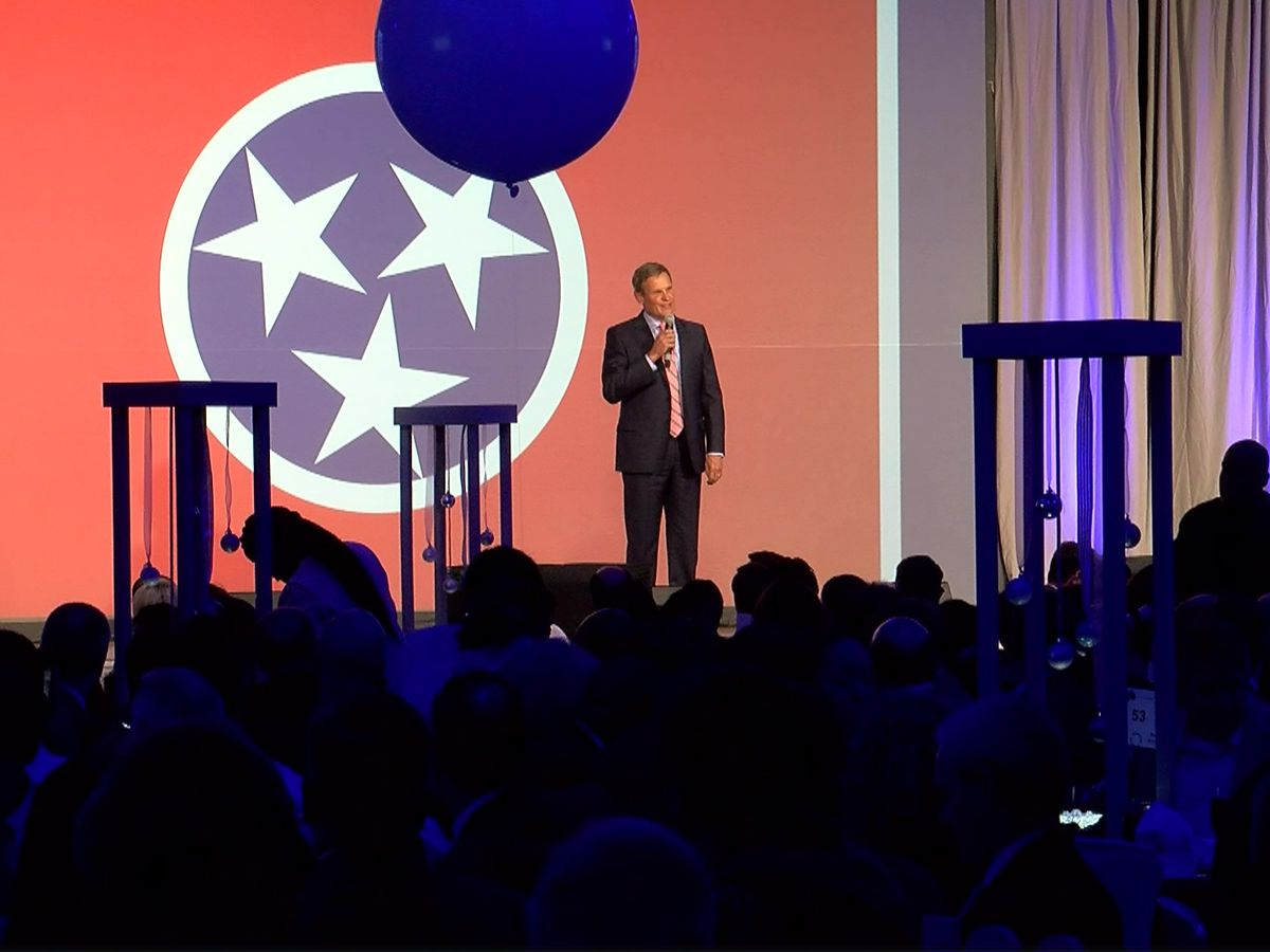 Governor-elect Bill Lee shares his vision for Memphis