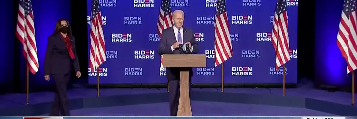Tennessee Republicans not recognizing Biden as president-elect