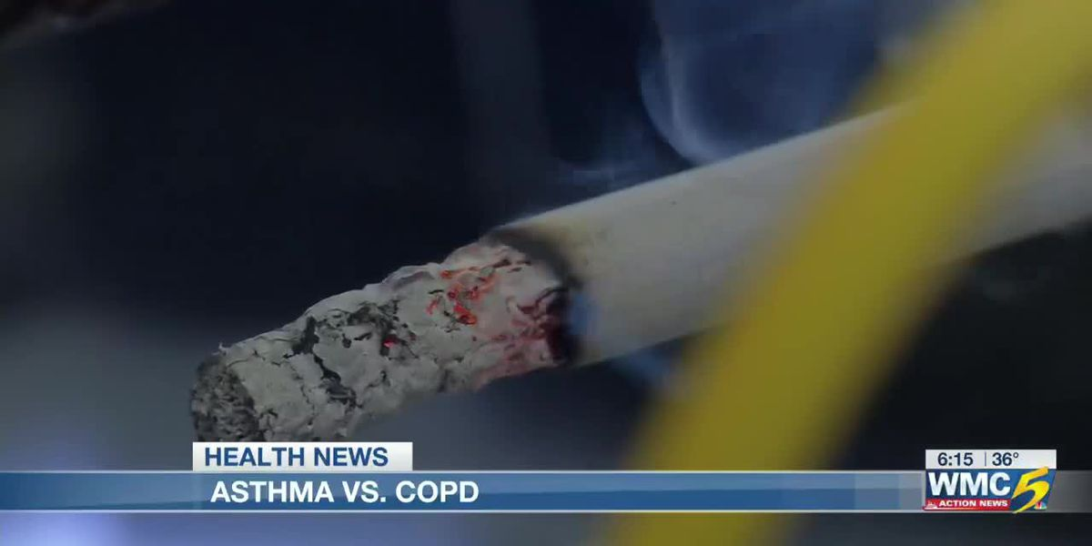 Best Life: Asthma vs COPD