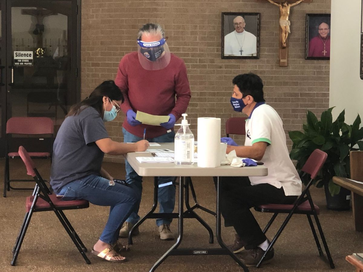 Shelby County Health Department hosts COVID-19 testing event for the Hispanic community