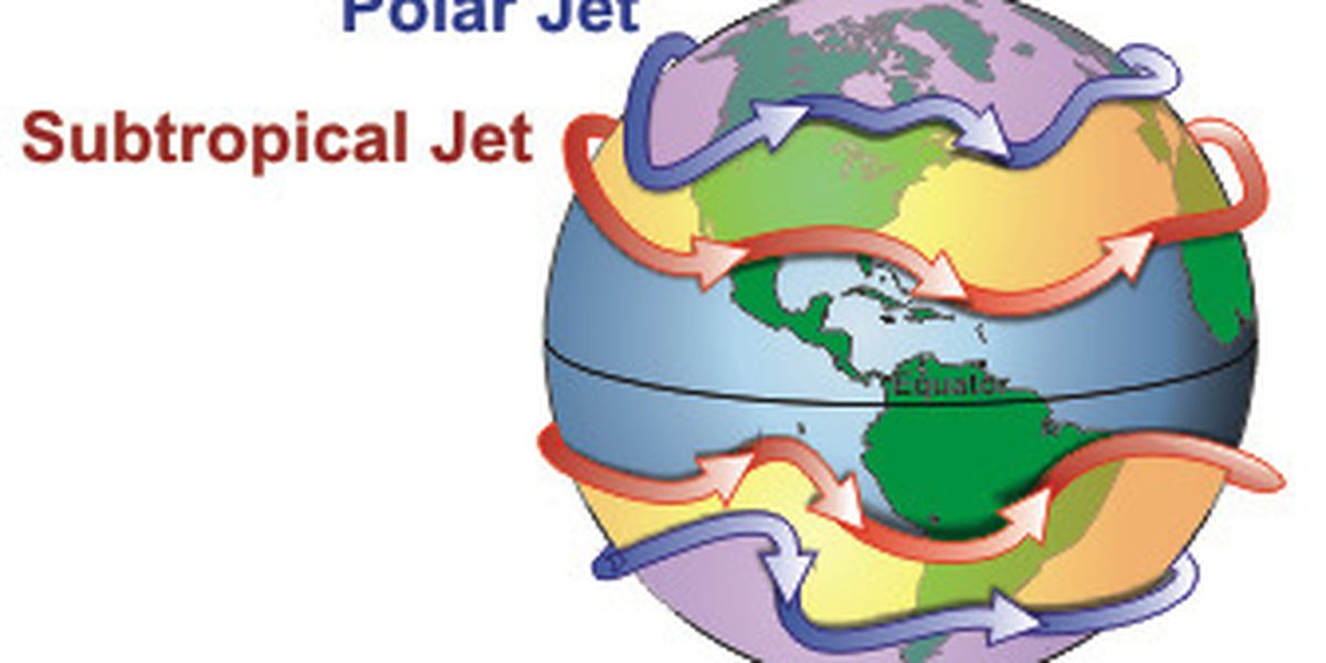 Breakdown: How the jet stream controls our weather