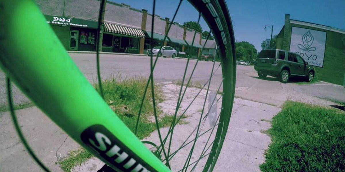Suggestions needed for Memphis bike share locations