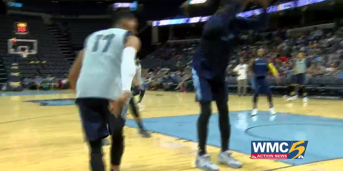 Memphis Grizzlies Open Scrimmage Highlights 9-29-18
