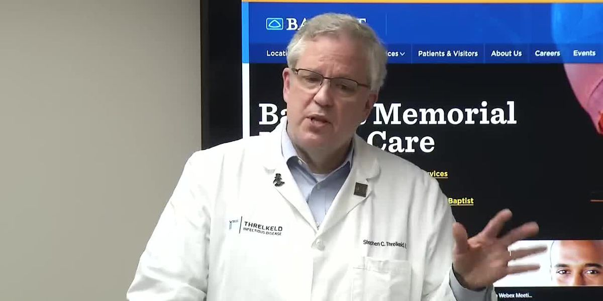 WATCH: Infectious disease expert at Memphis hospital answers questions about COVID-19 and the vaccine
