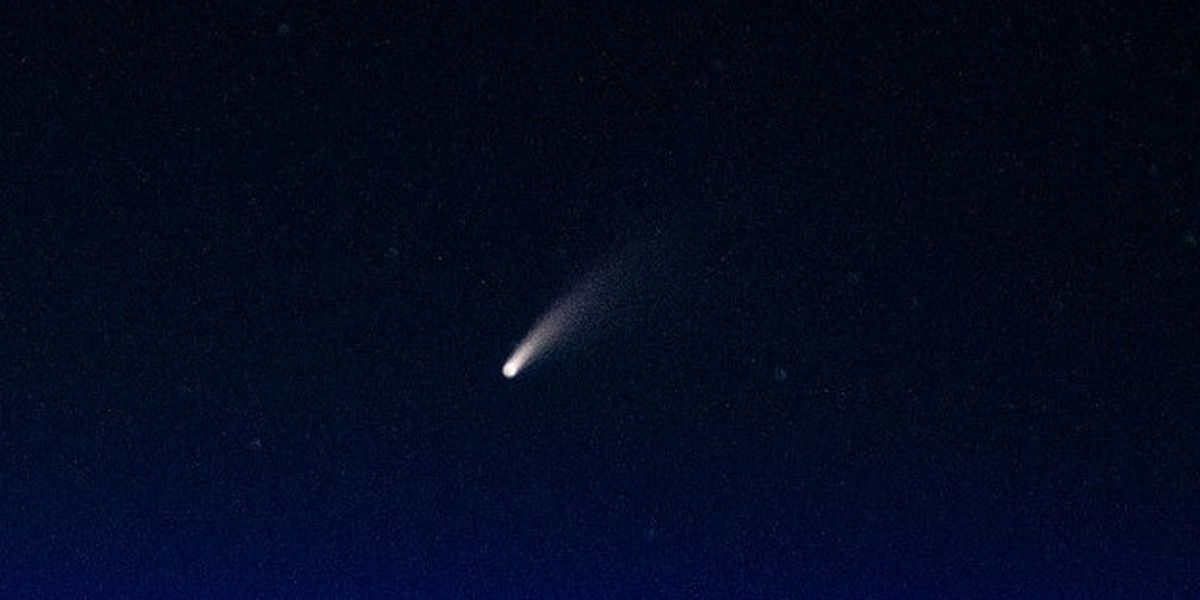 Comet NEOWISE will be most visible through July 15th
