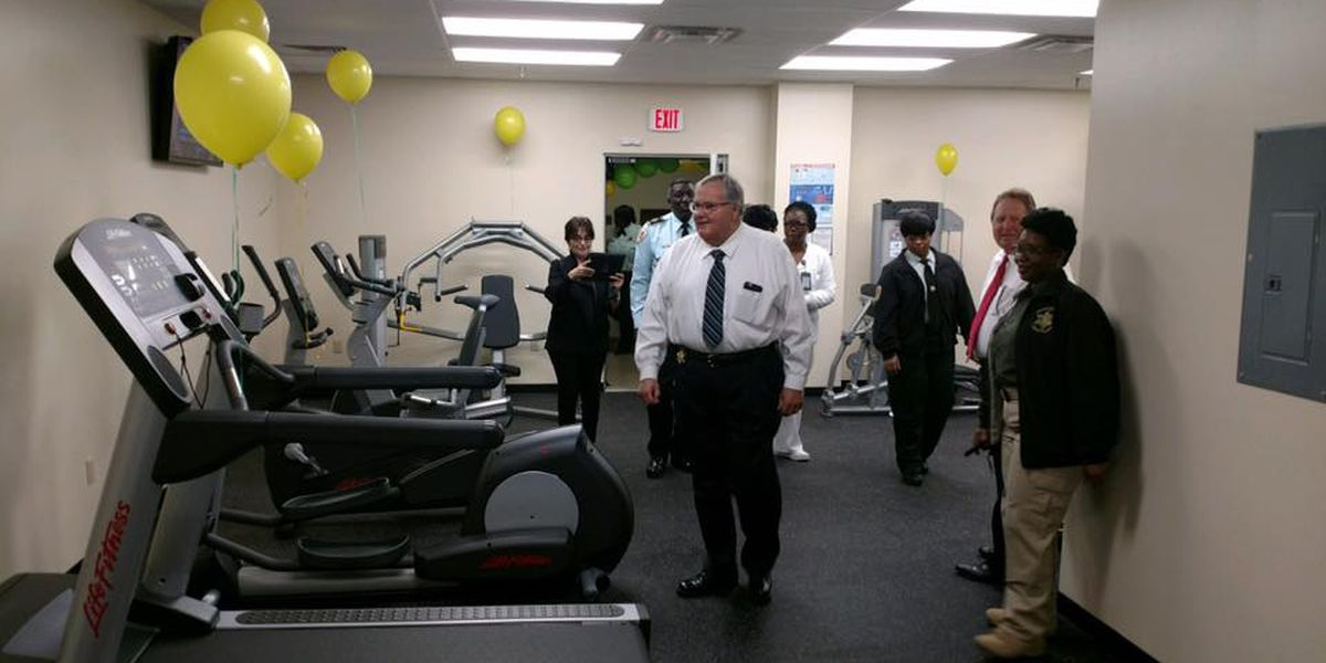 SCSO holds grand opening for Bill Oldham Fitness Center
