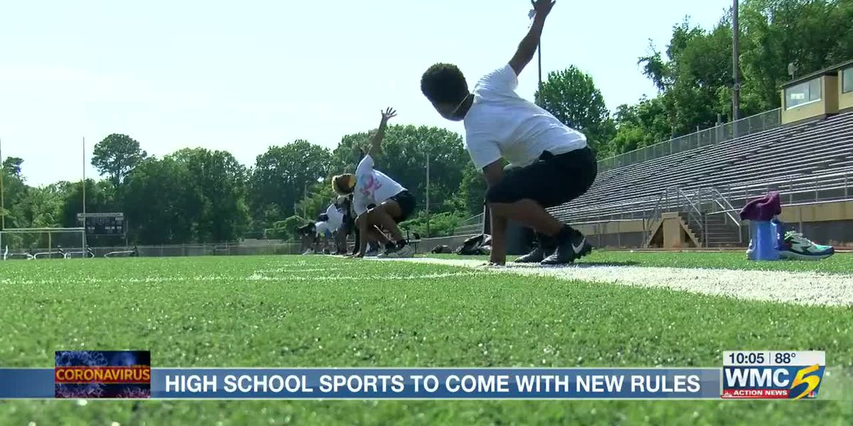 High school sports to come with new rules