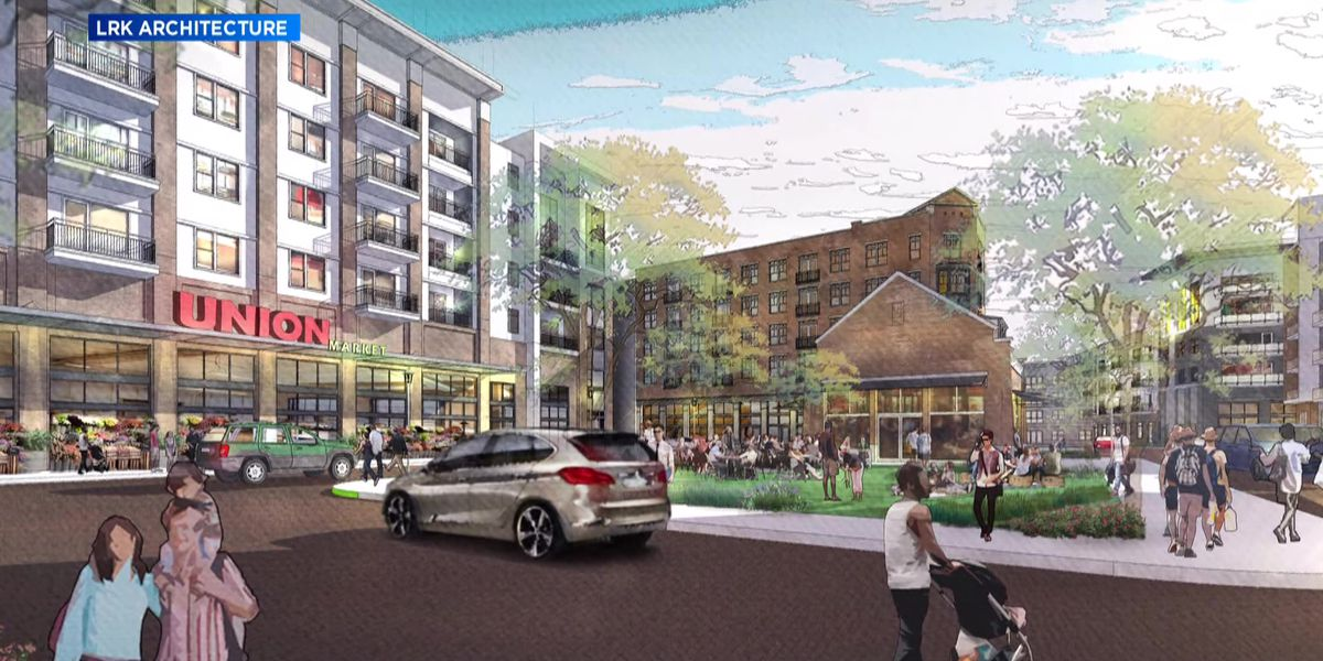 Memphis approves parking garage loan of $50M for Union Row development