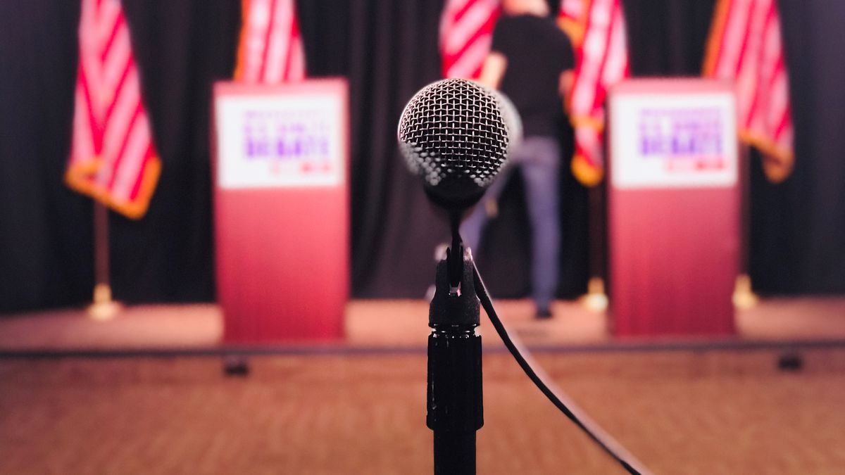 WATCH: Mike Espy, Cindy Hyde-Smith debate Tuesday night for Senate seat