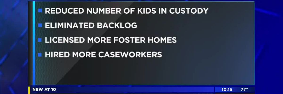 Federal court could take over Mississippi's foster care system