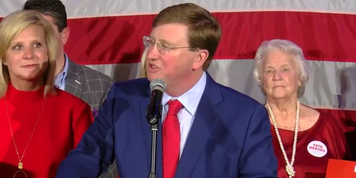 DECISION 2019: Tate Reeves wins election for Mississippi governor
