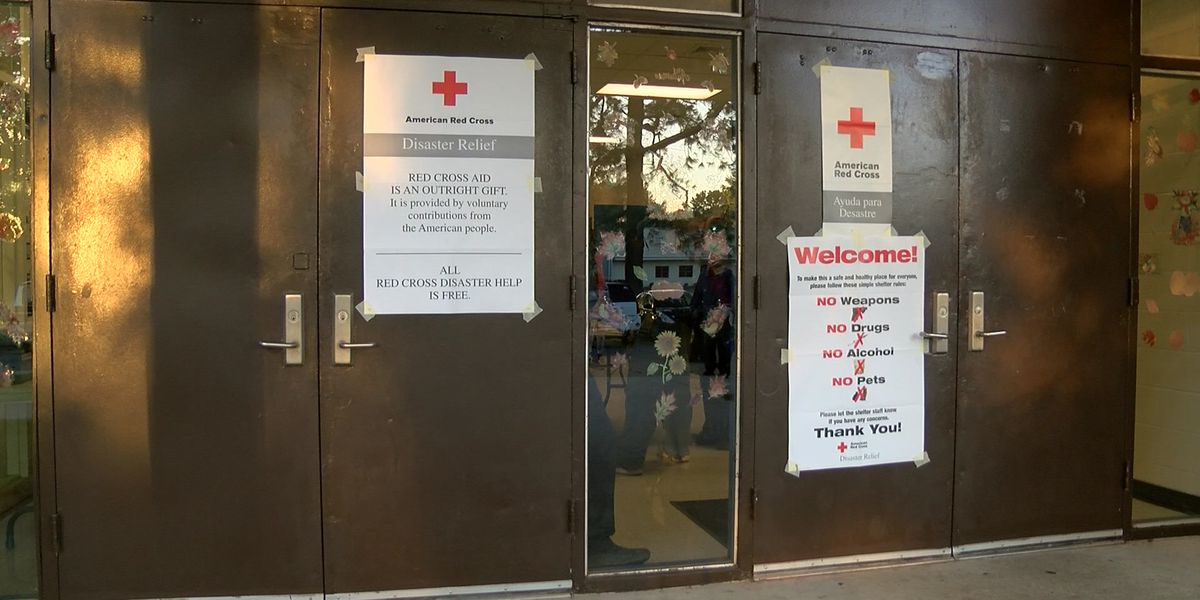 Community center made safe haven for families who were in path of tornado