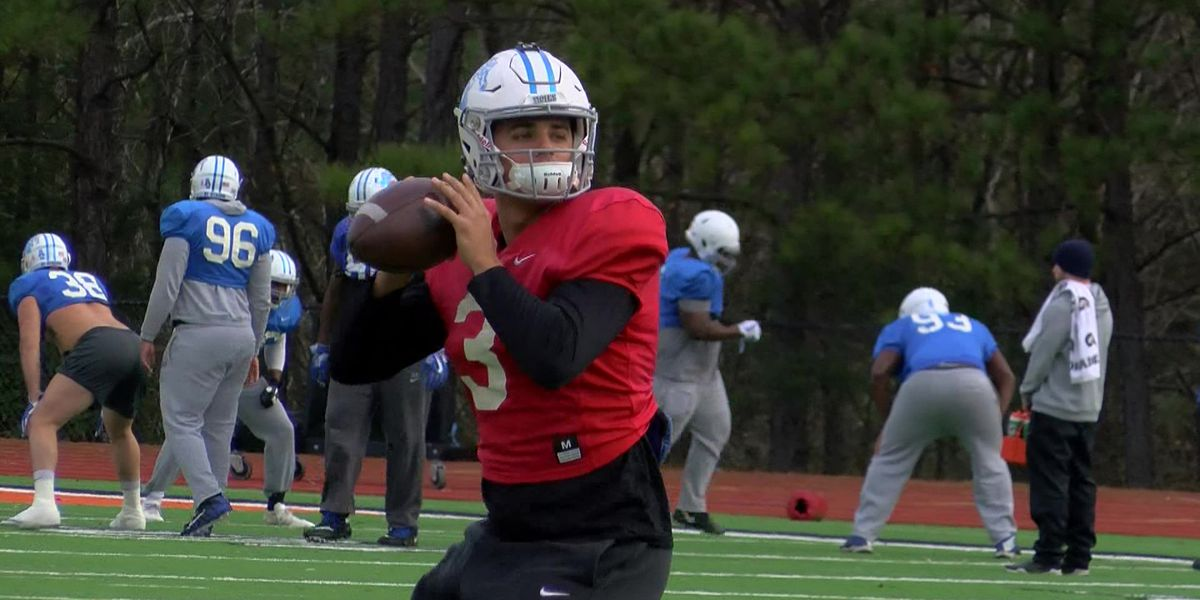 Tiger football growing wary of COVID-19 as practice continues
