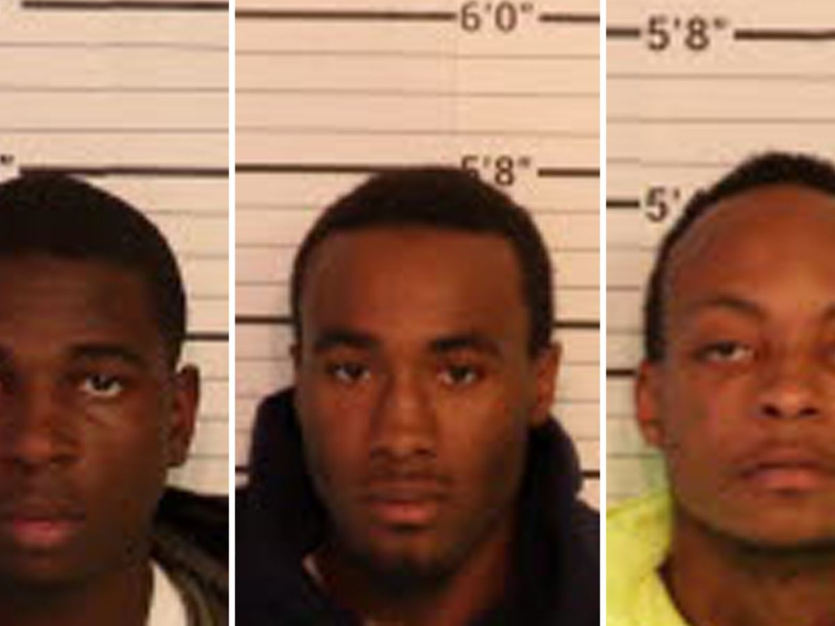 5 people arrested for series of parking garage robberies