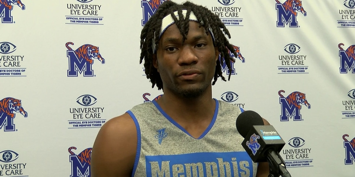 Memphis Tigers' Precious Achiuwa enters NBA Draft