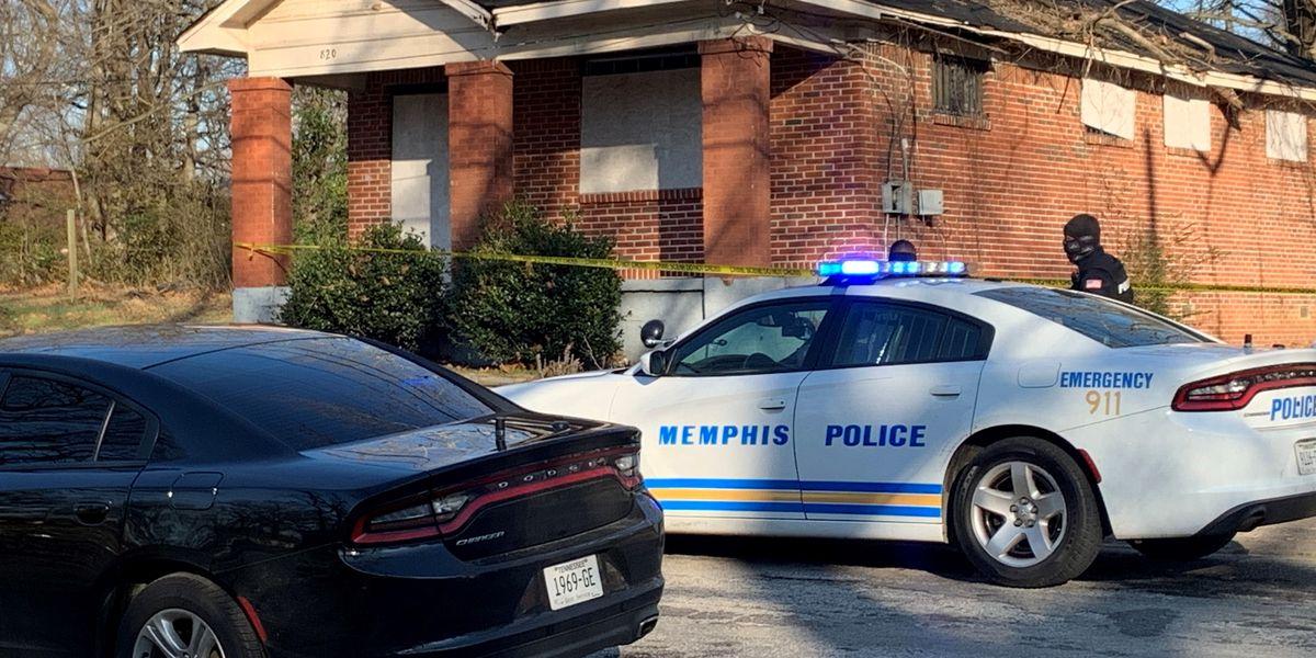 Police: 4 shot, 1 dead in north Memphis