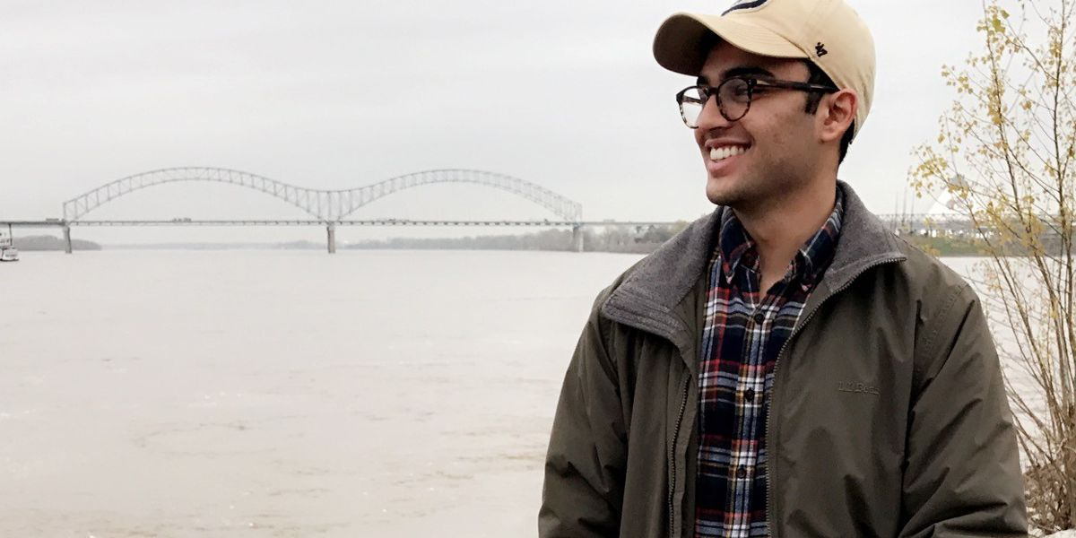 A Love Letter to Memphis: Sudu Upadhyay