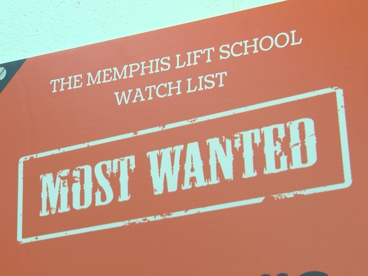 Memphis Lift reveals 'watch list' of poor performing schools