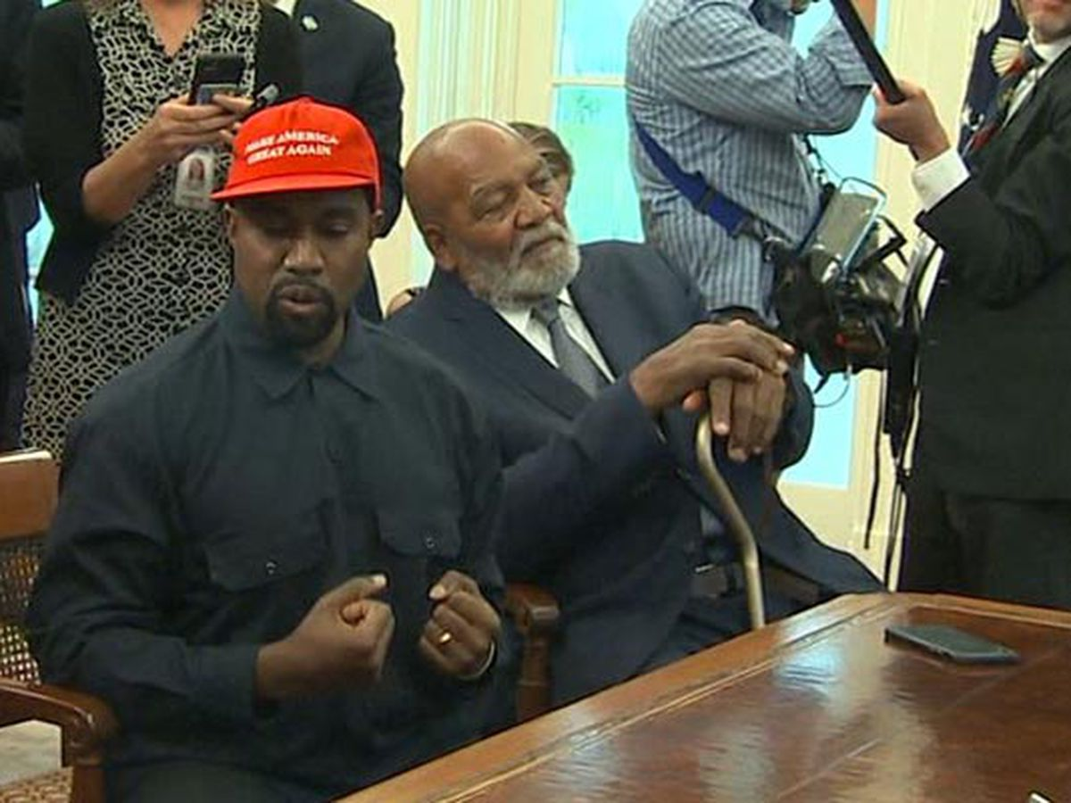 Kanye West starts college fund of Floyd's daughter, reps say
