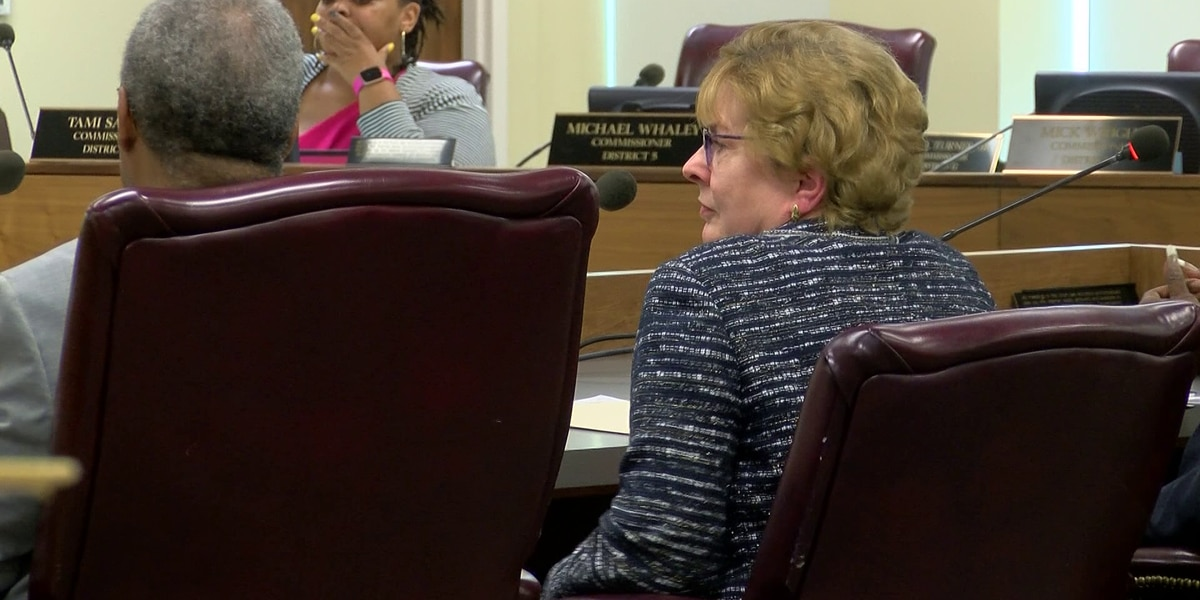 County, election commissioners clash over voting machine funding