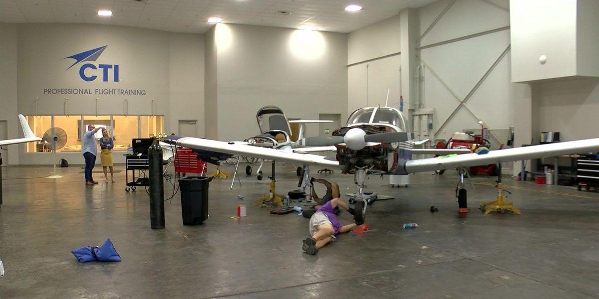 New Memphis degree program to help fill airline pilot shortage