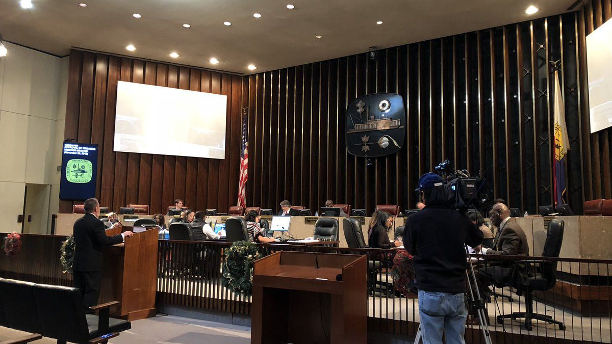 Memphis City Council meets for first time after walkout
