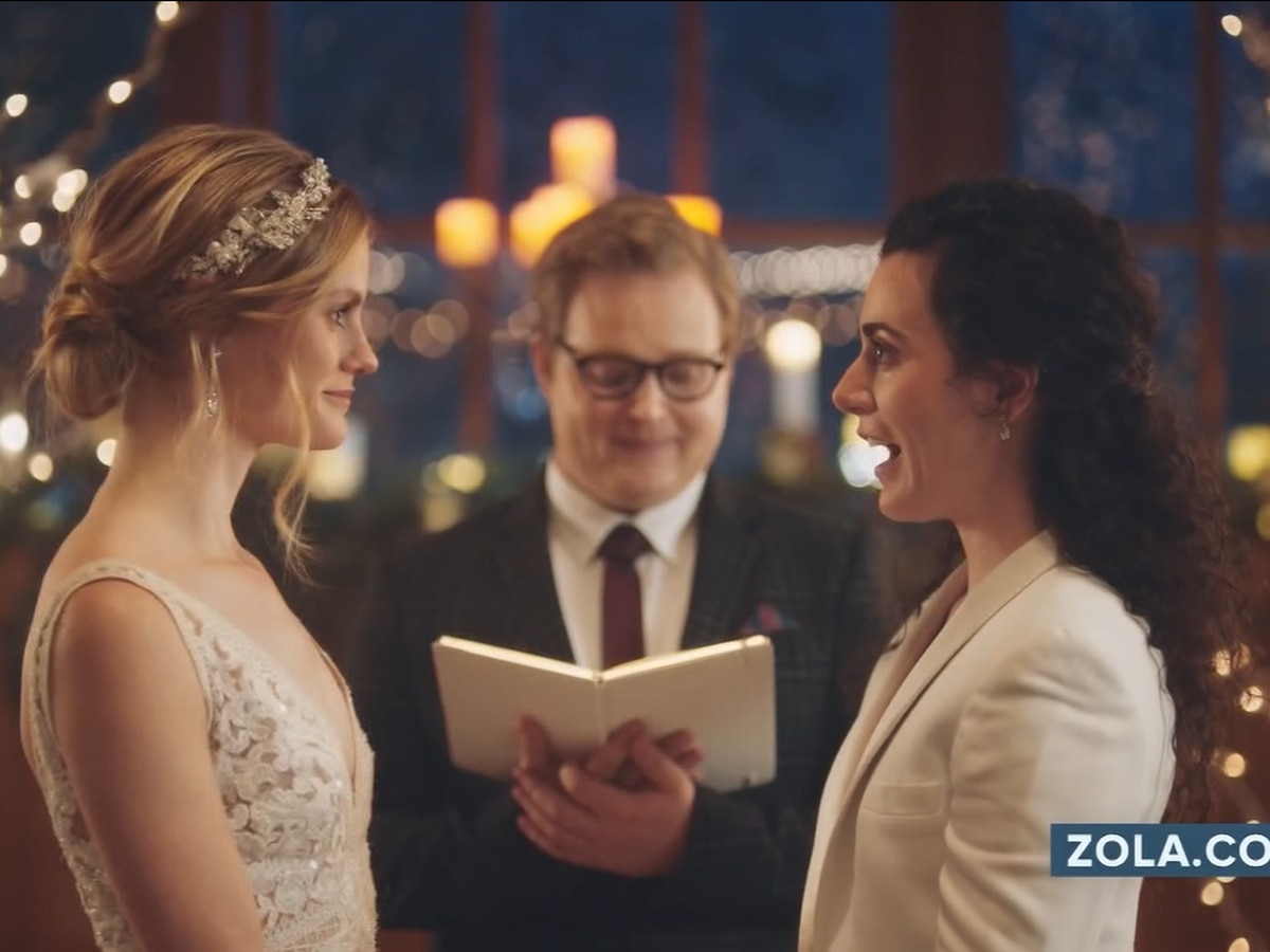 In reversal, Hallmark will reinstate same-sex marriage ads
