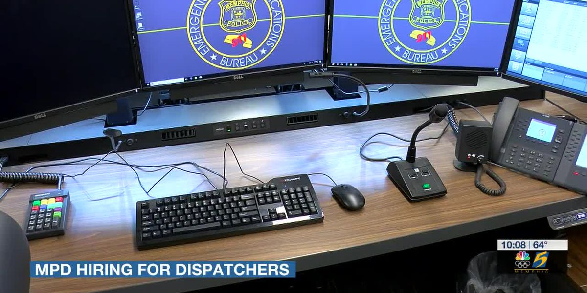 MPD hiring dispatchers