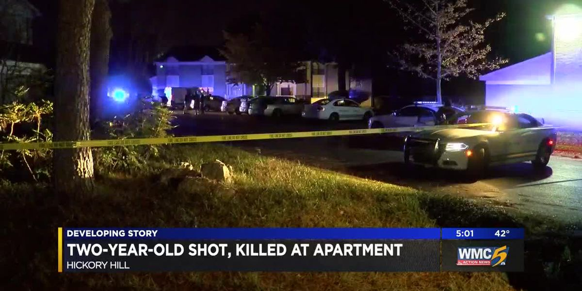 No suspects in deadly shooting of 2-year-old