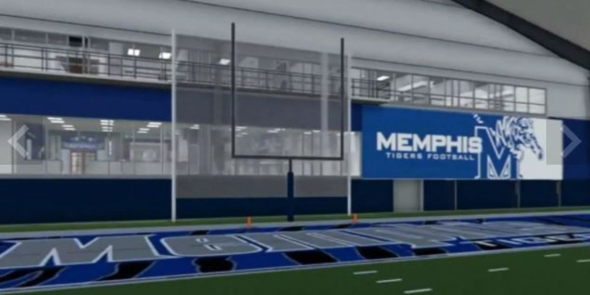 Tigers indoor practice facility to complete Phase 1 next spring